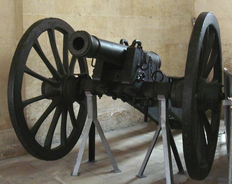 ナポレオン戦争の大砲(野戦用)...
